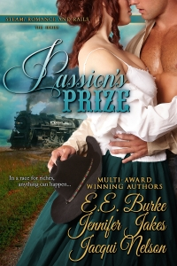 Passion's Prize Cover