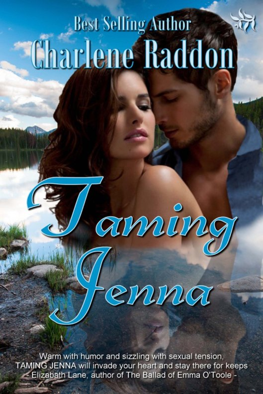 Taming Jenna by Charlene Raddon - 500 small