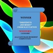 Winner Award Western
