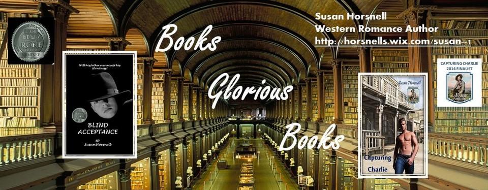 Books Glorious Books