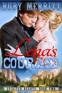Cover Lena's Courage