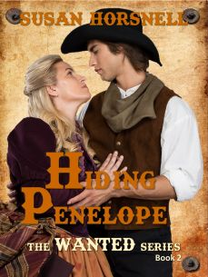 Hiding Penelope EBook