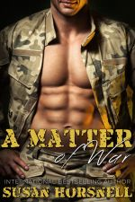A Matter of War EBook