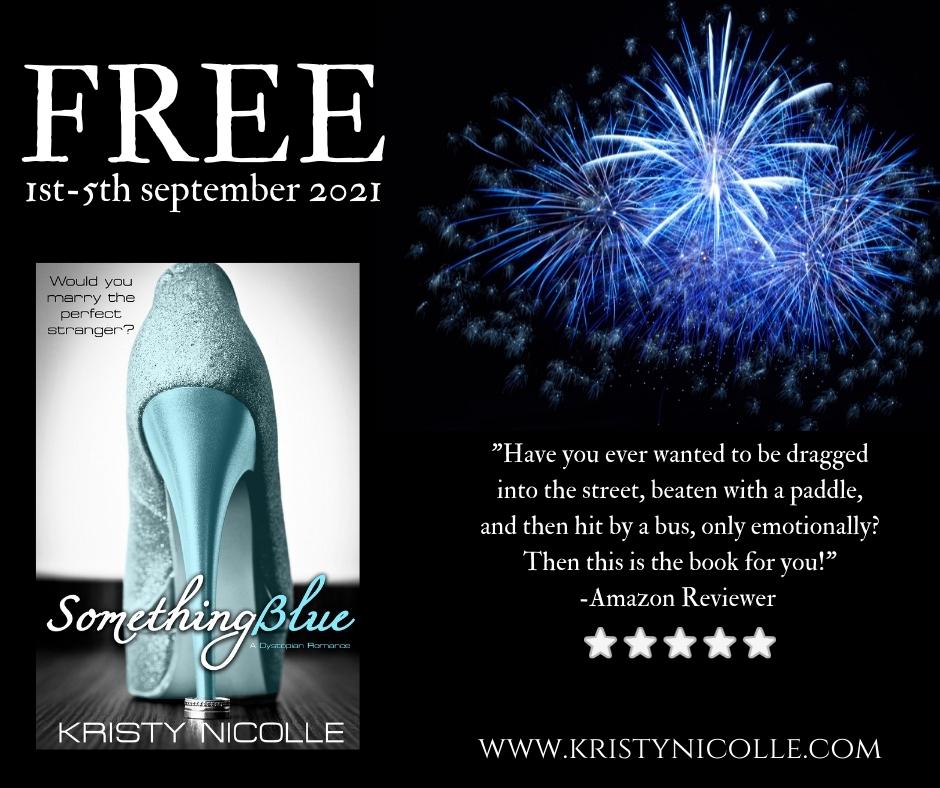 FREE SOMETYHING BLUE PROMO