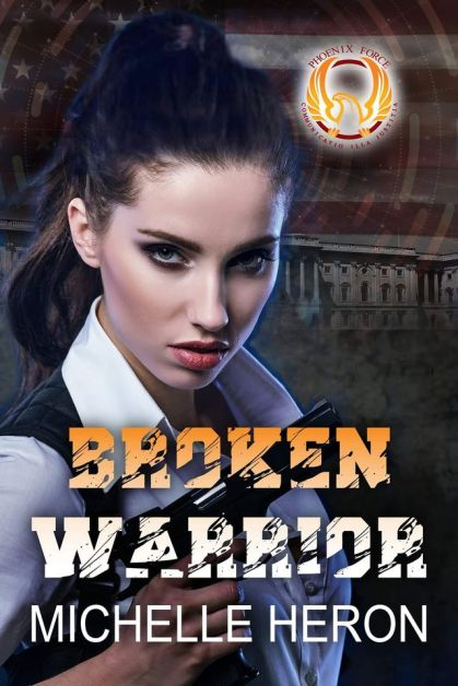 Broken Warrior - Michelle Heron