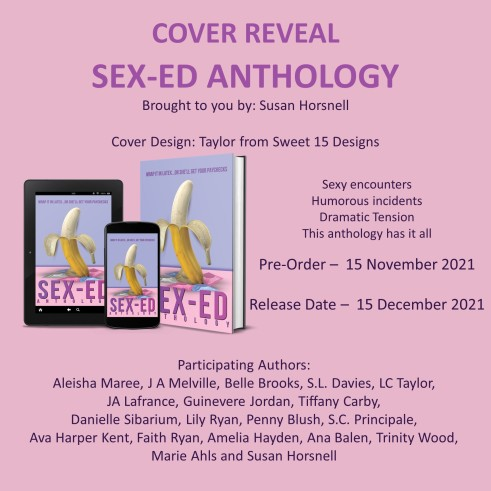 Cover Reveal Sex-Ed